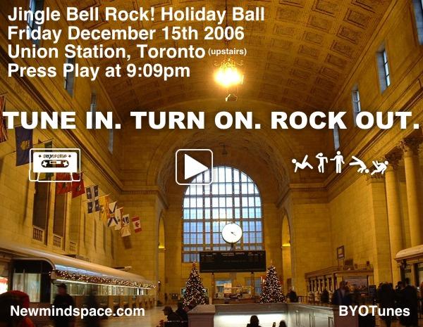 newmindspace - jingle bell rock! holiday ball
